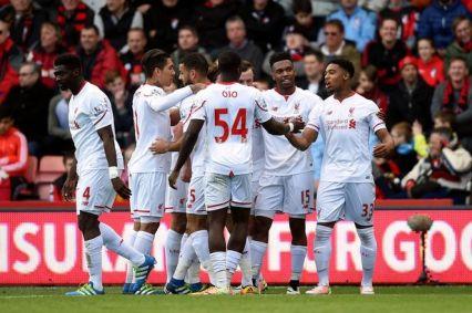 Bournemouth-v-Liverpool